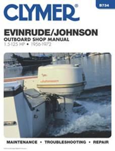 Bilde av Evinrude/Johnson 1.5-125 HP