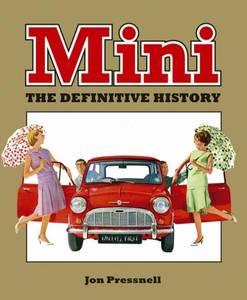 Bilde av Mini: The Definitive History