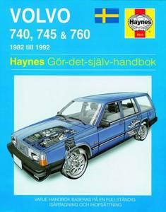Bilde av Volvo 740, 745 & 760 (82 - 92)