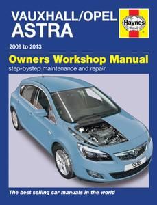 Bilde av Vauxhall/Opel Astra (Dec 09 -