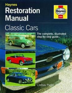 Bilde av Classic Cars Restoration Manual