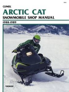 Bilde av Arctic Cat Snowmobile, 1988-1989