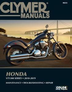 Bilde av Honda Motorcycle VT1300 Series