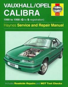 Bilde av Vauxhall/Opel Calibra (90 - 98)