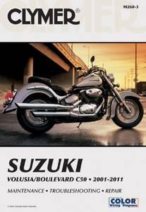 Bilde av Clymer Manuals Suzuki Volusia