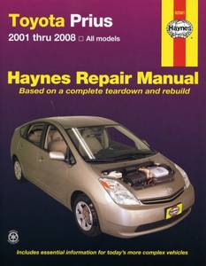 Bilde av Toyota Prius 2001 - 2011 (USA)