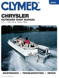 Bilde av Clymer Manuals Chrysler 3.5-140