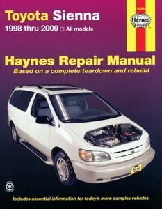 Bilde av Toyota Sienna (98 - 09) (USA)