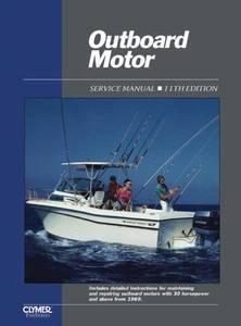Bilde av Clymer ProSeries Outboard Motor