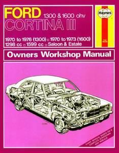 Bilde av Ford Cortina Mk III 1300 and