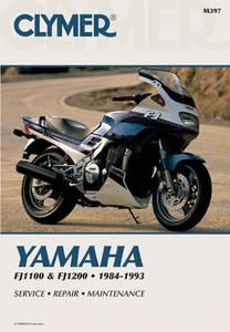 Bilde av Clymer Manuals Yamaha FJ1100,
