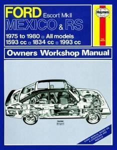 Bilde av Ford Escort Mk II Mexico, RS
