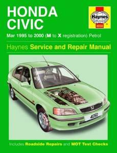 Bilde av Honda Civic Petrol (Mar 95 - 00)