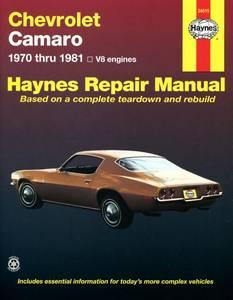 Bilde av Chevrolet Camaro (70 - 81) (USA)