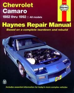Bilde av Chevrolet Camaro (82 - 92) (USA)