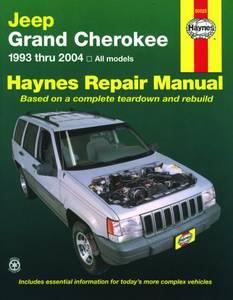 Bilde av Jeep Grand Cherokee (93 - 04)