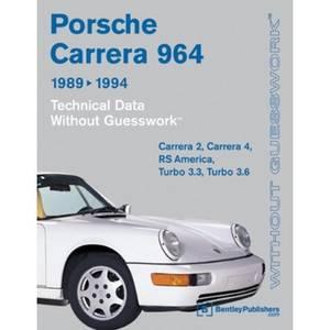 Bilde av Porsche 911 Carrera (964)