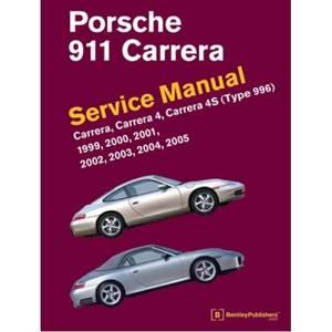 Bilde av Porsche 911 (Type 996) Service