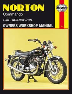 Bilde av Norton Commando (68 - 77)