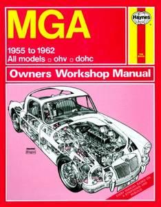 Bilde av MGA (55 - 62)