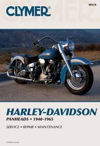 Bilde av Harley-Davidson Panheads