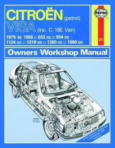 Bilde av Citroen Visa Petrol (79 - 88) up
