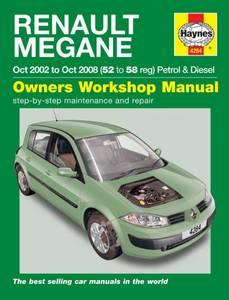 Bilde av Haynes, Renault Megane (02-08)