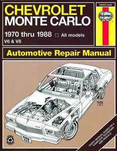 Bilde av Chevrolet Monte Carlo (70 - 88)