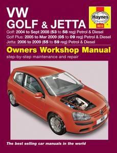 Bilde av VW Golf & Jetta Petrol & Diesel