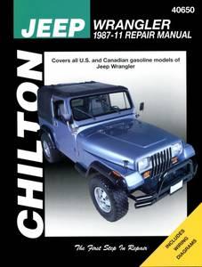 Bilde av Jeep Wrangler (87-11)