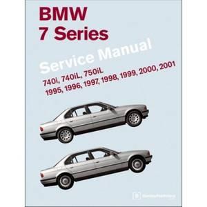 Bilde av BMW 7 Series Service Manual