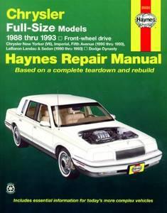 Bilde av Chrysler Full-Size Front-wheel