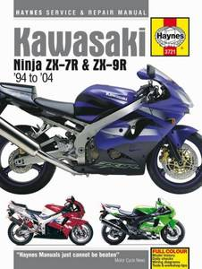 Bilde av Kawasaki Ninja ZX-7R and ZX-9R