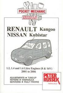 Bilde av Renault Kangoo, Nissan Kubistar