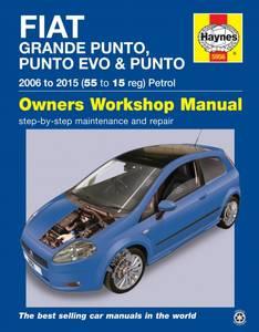 Bilde av Fiat Grande Punto, Punto Evo &