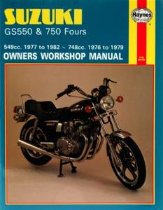 Bilde av Suzuki GS550 (77 - 82) & GS750