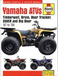 Bilde av Yamaha ATVs Timberwolf, Bruin,