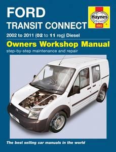 Bilde av Ford Transit Connect Diesel (02