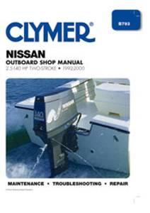 Bilde av Clymer Manuals Nissan 2.5-140