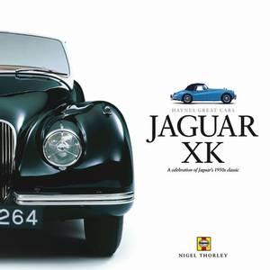 Bilde av Jaguar XK: Haynes Great Cars