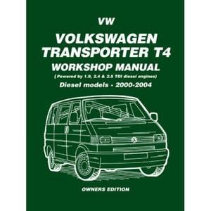 Bilde av VW Transporter T4 Diesel