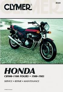 Bilde av Clymer Manuals Honda CB900,