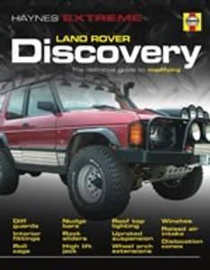 Bilde av Land Rover Discovery -The