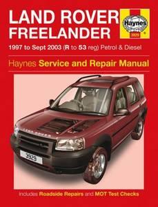 Bilde av Land Rover Freelander Petrol &