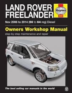 Bilde av Land Rover Freelander Diesel