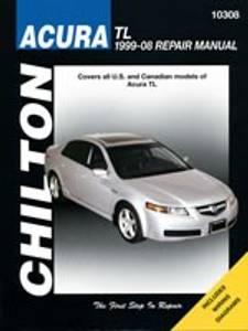 Bilde av Acura TL 99 to 08, Chilton car