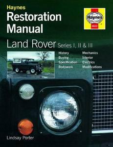 Bilde av Land Rover Series I, II & III