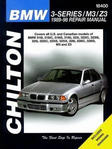 Bilde av BMW 3 - Series/M3/Z3 (89 - 98)