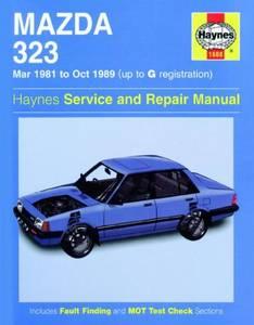 Bilde av Mazda 323 (Mar 81 - Oct 89) up