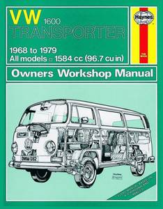 Bilde av Haynes, Volkswagen Transporter